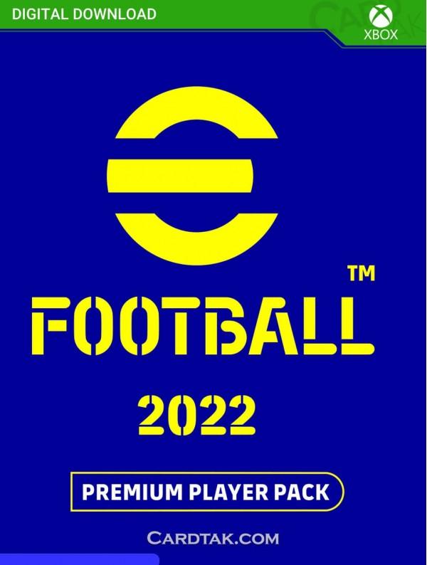 eFootball 2022 Premium Player Pack (XBOX One/Series/Global) CD-Key
