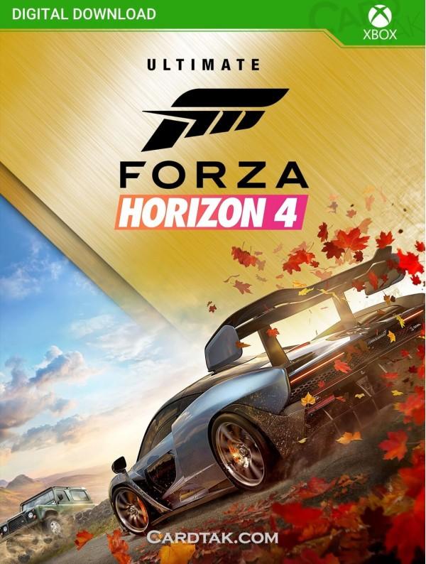Forza Horizon 4 Ultimate Add-Ons Bundle (XBOX One/Series/US) CD-Key