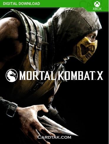 Mortal Kombat X (XBOX One/Global)