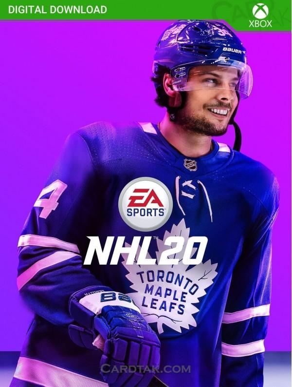 NHL 20 (XBOX One/Series/Global) CD-Key