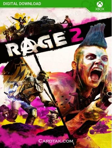 RAGE 2 (XBOX One/US)