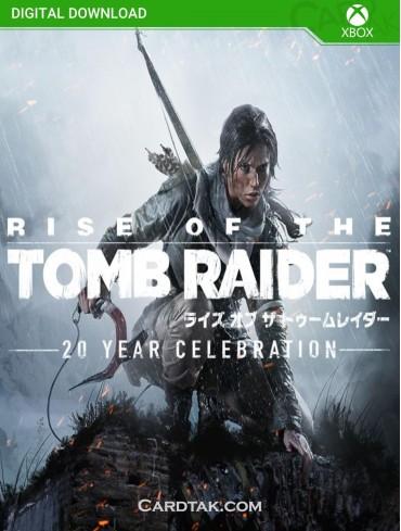 Rise Of The Tomb Raider 20 Year Celebration (XBOX One/Global)
