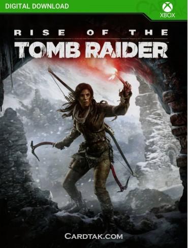 Rise Of The Tomb Raider (XBOX One/Global)