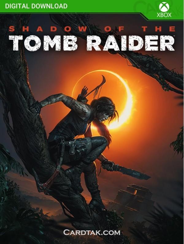 Shadow of Tomb Raider (XBOX One/Series/Global) CD-Key