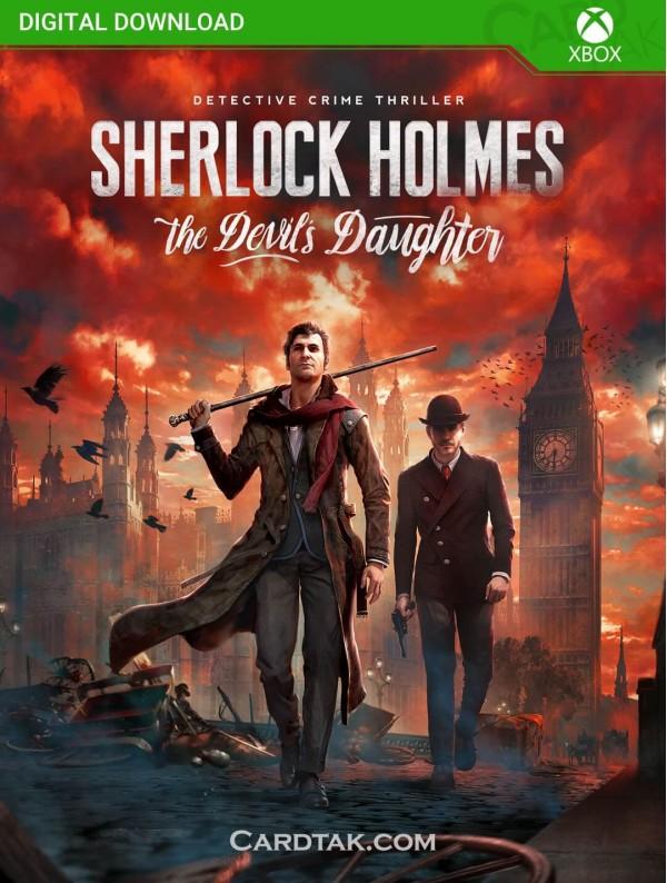 Sherlock Holmes Chapter One (XBOX One/Series/Global) CD-Key