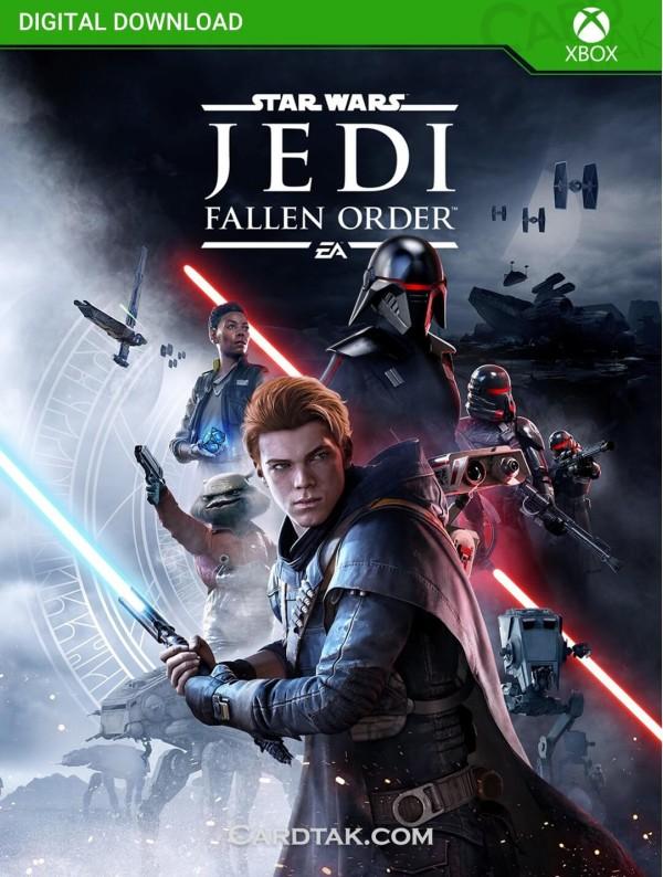 Star Wars Jedi Fallen Order (XBOX One/Series/Global) CD-Key