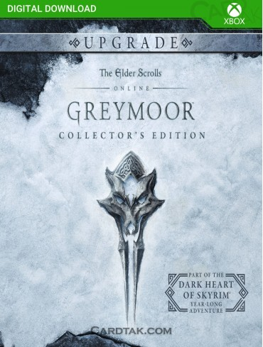 The Elder Scrolls Online Greymoor Collector's Edition Upgrade (XBOX One/US)