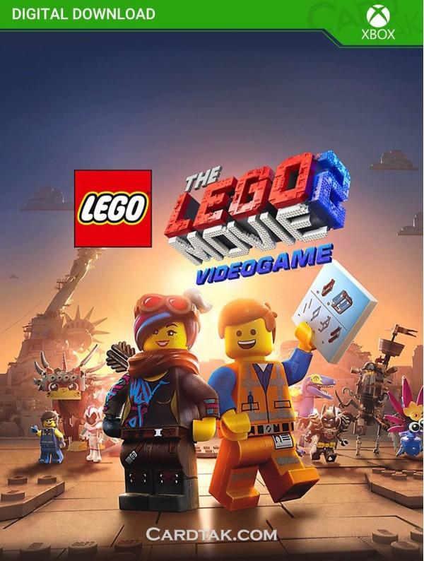 The LEGO Movie 2 Videogame (XBOX One/Series/EU) CD-Key