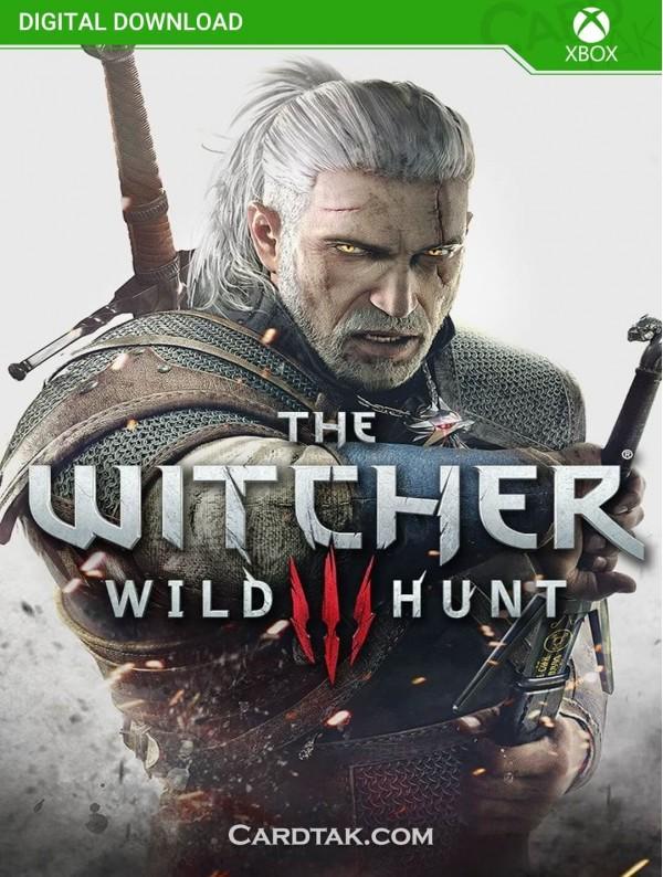 The Witcher 3 Wild Hunt (XBOX One/Series/EU) CD-Key