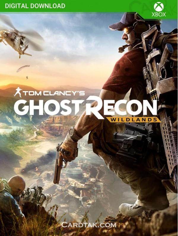 Tom Clancy's Ghost Recon Wildlands (XBOX One/Series/Global) CD-Key