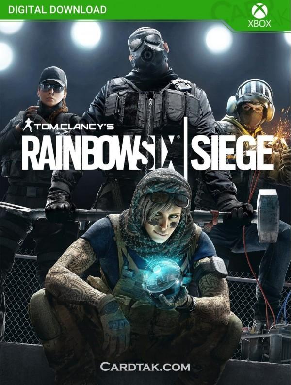 Tom Clancy's Rainbow Six Siege (XBOX One/Series/Global) CD-Key