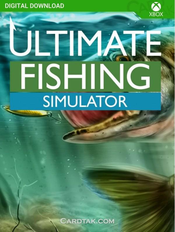 Ultimate Fishing Simulator (XBOX One/Series/US) CD-Key