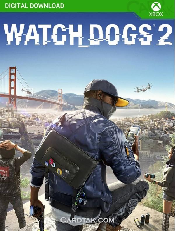 Watch Dogs 2 (XBOX One/Series/US) CD-Key