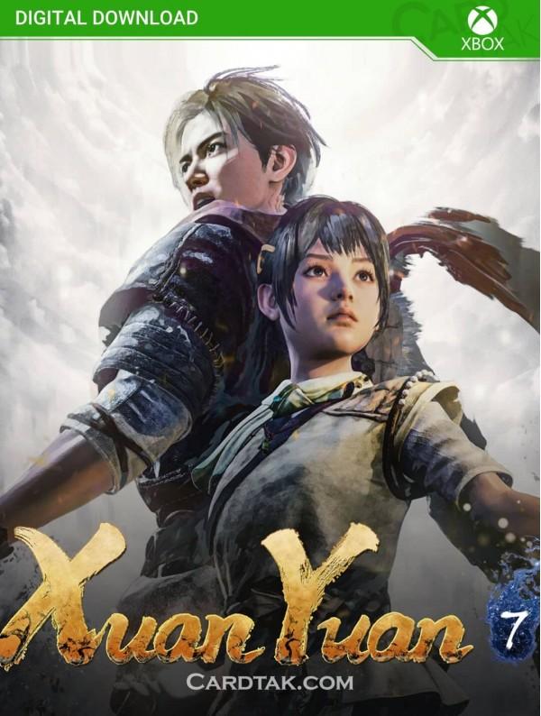 Xuan Yuan Sword 7 (XBOX One/Series/Global) CD-Key