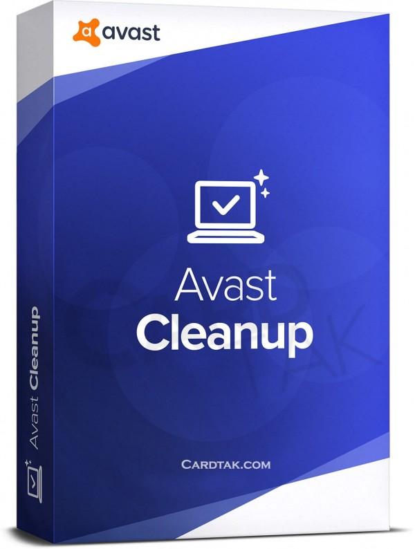 Avast Cleanup Premium | 1 PC – 1 Year
