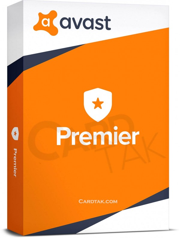 Avast Premier | 1 PC – 1 Year