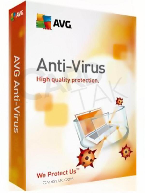 AVG Antivirus | 1 PC - 1 Year