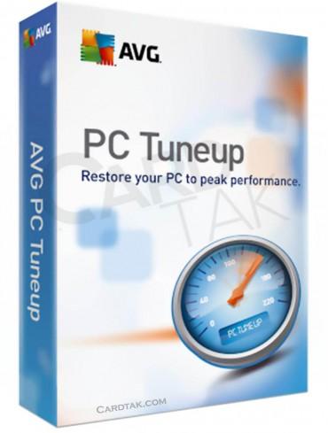 AVG PC Tune up | 1 PC - 1 Year