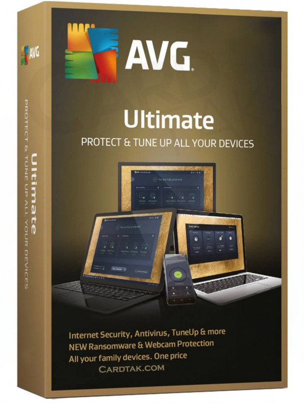 AVG Ultimate | 10 Dev - 1 Year