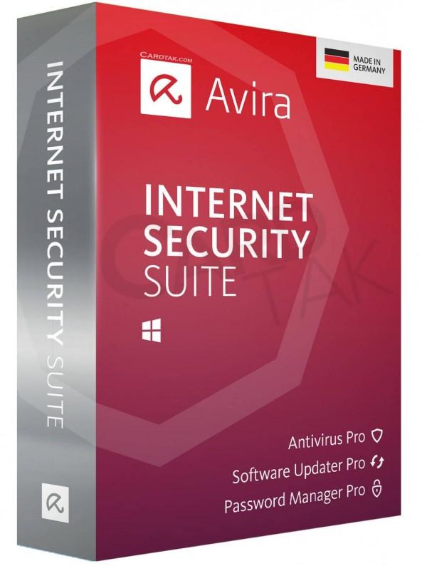 Avira Internet Security | 1 PC – 1 Year