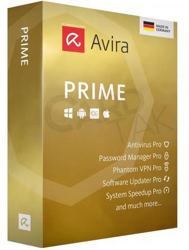 Avira Prime |1 PC – 1 Year