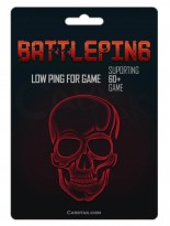سرویس کاهش پینگ تایم Battleping