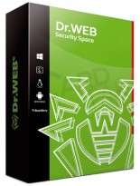 Dr.web Security Space | 1 PC – 1 Year