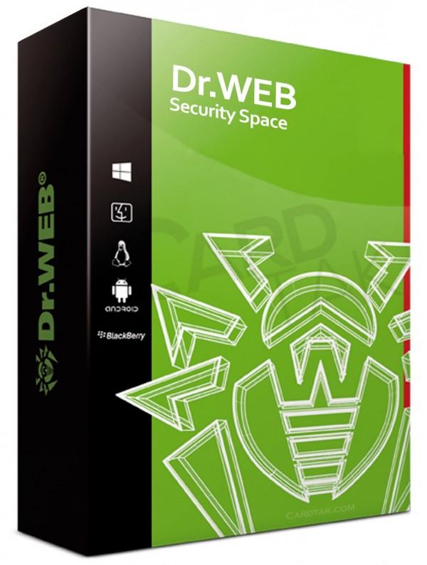 خرید لایسنس آنتی ویروس دکتر وب سکیوریتی اسپیس (بهترین قیمت)
