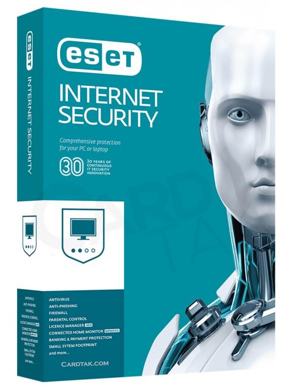 خرید لایسنس آنتی ویروس ایست نود 32 اینترنت سکیوریتی (بهترین قیمت)