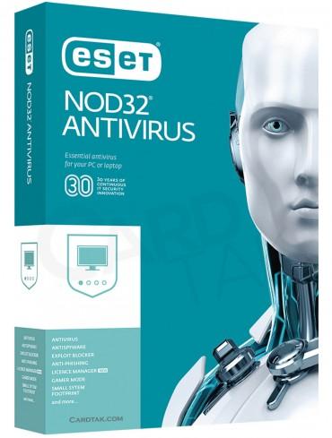 لایسنس آنتی ویروس ایست نود 32 (1کاربره 1 ساله)