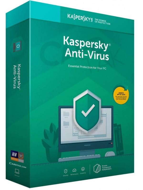 خرید لایسنس آنتی ویروس کسپرسکی (بهترین قیمت)