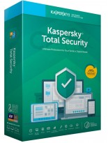 Kaspersky Total Security | 1 PC – 1 Year