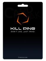 اکانت سرویس کاهش پینگ تایم KillPing