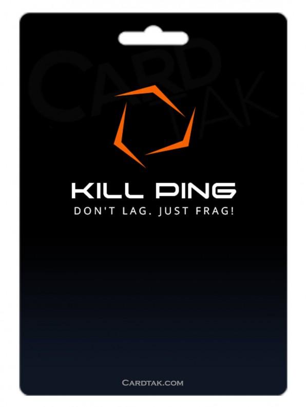 اکانت سرویس کاهش پینگ تایم KillPing + تضمین سلامت