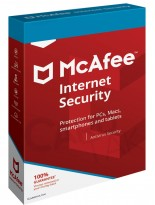 McAfee Internet Security | 1 PC – 1 Year