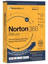 Norton 360 Deluxe | 1 PC - 1 Year