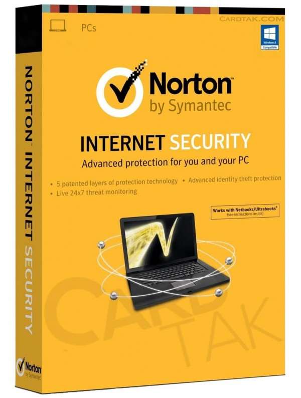 خرید لایسنس آنتی ویروس نورتون اینترنت سکیوریتی (بهترین قیمت)