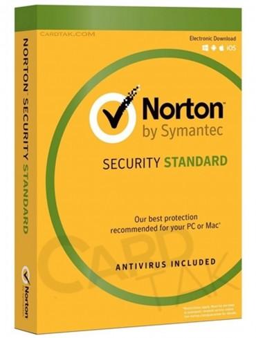 لایسنس آنتی ویروس نورتون سکیوریتی استاندارد (1کاربره 1 ساله)