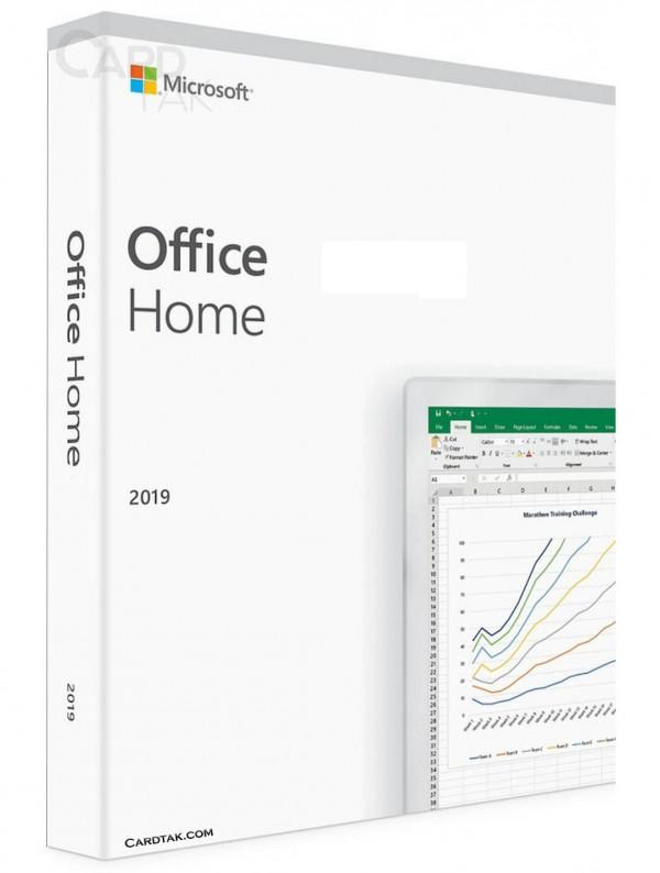 لایسنس مایکروسافت آفیس 2019 هوم (ارزان ترین قیمت)