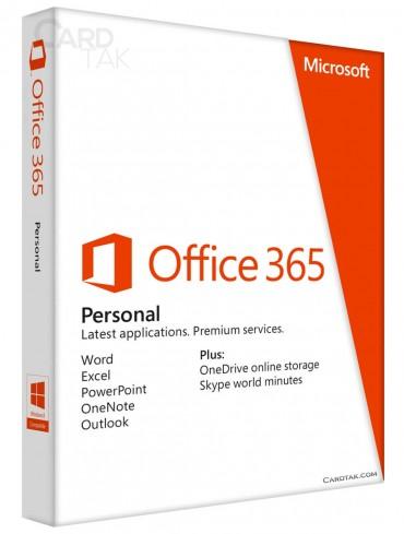 لایسنس مایکروسافت آفیس 365 پرسونال