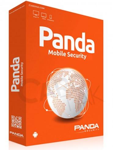 لایسنس آنتی ویروس پاندا موبایل سکیوریتی (1کاربره 1 ساله)