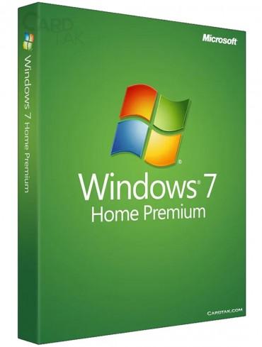 لایسنس ویندوز 7 هوم پریمیوم (Retail)