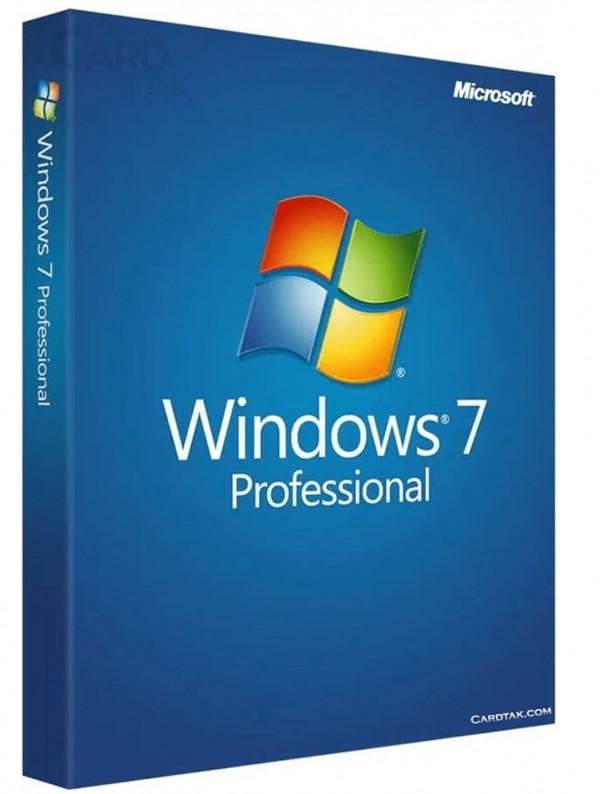 خرید لایسنس ویندوز 7 پرو (بهترین قیمت)