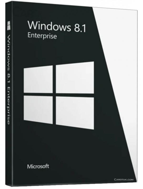 لایسنس ویندوز 8.1 اینترپرایز (بهترین قیمت)