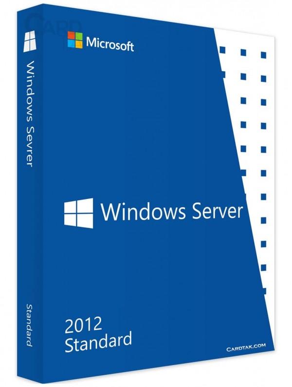 لایسنس ویندوز سرور 2012 استاندارد (ارزان ترین قیمت)