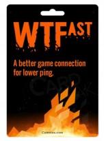 اکانت سرویس کاهش پینگ تایم WTFast