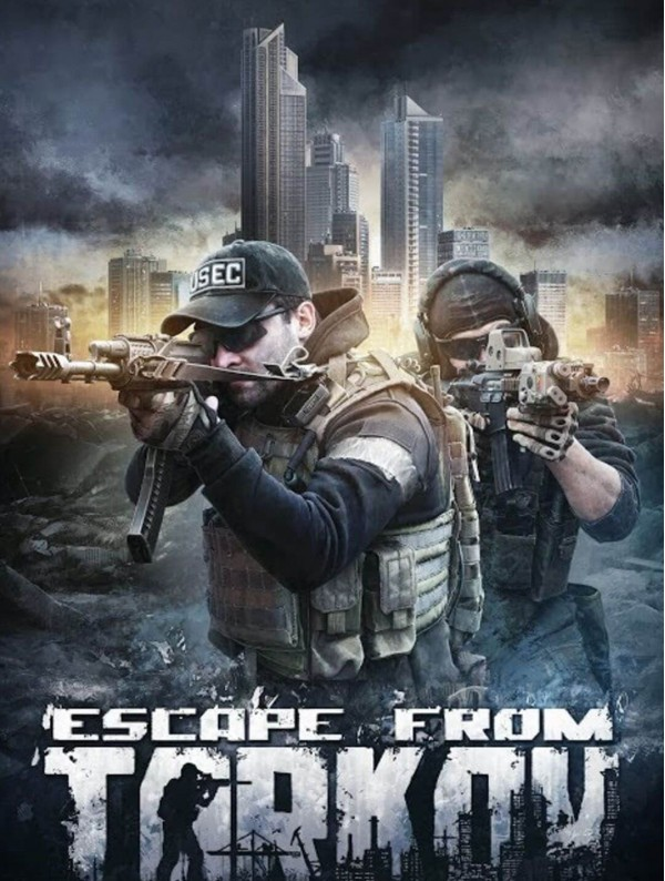 خرید سی دی کی اورجینال بازی Escape From Tarkov (بهترین قیمت)
