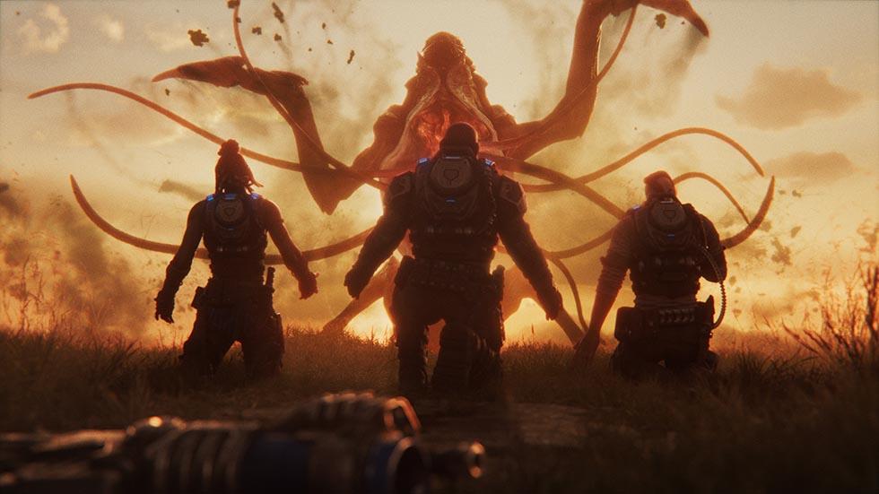 بستهالحاقی Hivebusters برای بازی Gears 5 منتشر خواهد شد