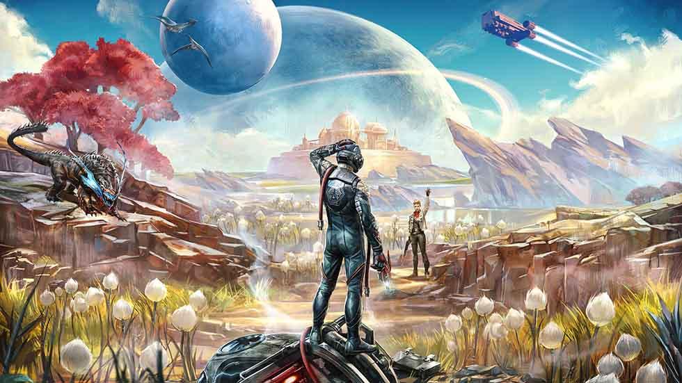 بازی The Outer Worlds روز 2 آبان روی استیم منتشر خواهد شد